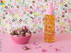 DIY Rose Water Toner Recipe - inexpensive, effective and perfect for all skin types!