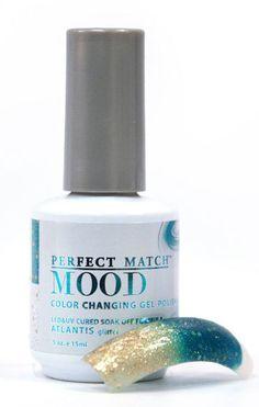 "LeChat Perfect Match mood thermal gel in ""Atlantis"""