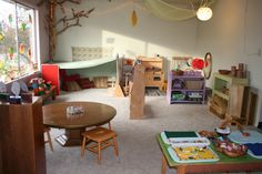 The Madrona School - Our Classrooms - TheMeadow