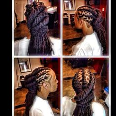 Wow Men Dread Styles, Dreadlock Styles, Dreads Styles, Dreadlock Hairstyles For Men, Black Men Hairstyles, Straight Hairstyles, Pelo Natural, Natural Hair Care, Natural Hair Styles