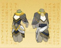 Auction - Outfit Adoptables # 1 - (Close) by gc-adopt on DeviantArt Character Costumes, Character Outfits, Character Art, Character Concept, Clothes Draw, Drawing Clothes, Clothing Sketches, Dress Sketches, Fashion Design Drawings