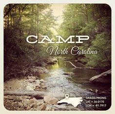 Camping North Carolina Mountains