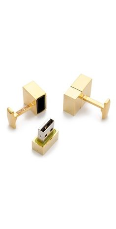 Gift Boutique USB Flash Drive Cufflinks | SHOPBOP