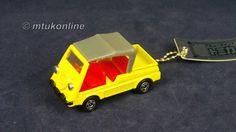 TOMICA 055A HONDA VAMOS 1970 | 1/54 | KEYHOLDER CHAIN 2004 #JDM Old Models, Jdm, Diecast, Honda, Auction, Chain, Vehicles, Ebay, Necklaces