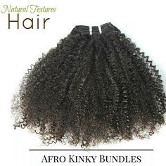 "SHOP NOW #afrokinky bundles from #naturaltextureshair .... Link in the bio....use code ""5off"" for $5 off each bundle...."