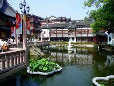 Yu Yuan Garden, CHINA