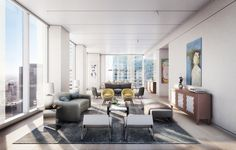 63-Story Tower Brings Modernism Back to Midtown | The Creators Project