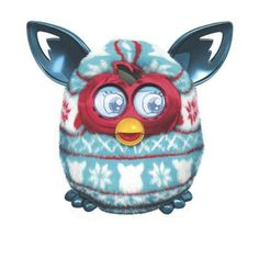 Furby Boom! Totally revamped Furby for this season. Featured during my holiday toy segment on WGN Chicago.
