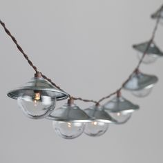 I was excited to find String Lights for our patio that are solar powered. No plug needed! I shared how we installed the String Lights on our patio- easy!