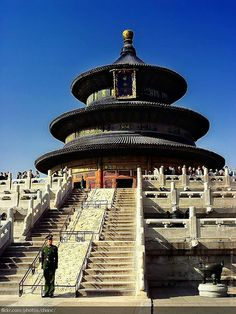 Temple of Heaven, Beijing by Christopher Chan, via Flickr