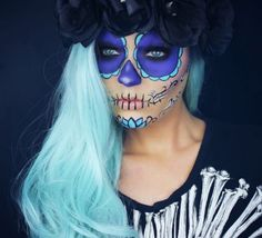 Halloween Makeup : Photo