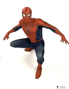 Some unused promo images from Sam Raimi's Spider-Man and Spider-Man 2 featuring Tobey Maguire and Kirsten Dunst, along with various Spidey poses, hit the jump to check them out. Raimi Spiderman, Spiderman 2002, Spiderman Suits, Amazing Spiderman, Marvel Characters, Marvel Heroes, Marvel Comics, Spider Man Trilogy, Sam Raimi