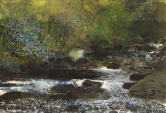 Kurt Jackson, The Dart Kurt Jackson, Landscape Paintings, Landscapes, Water Art, Acrylics, Art Sketches, March, Watercolor, Eye