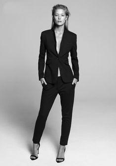 Women in suits rock