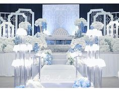 Backdrop for wedding Wedding Prep, Wedding Stage, Hotel Wedding, Elegant Wedding, Wedding Venues, Reception Stage Decor, Ceremony Backdrop, Ceremony Decorations, Event Decor