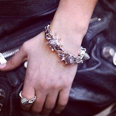 Eshvi bracelet  #luxury#style#fashion#latest#trend#pfw#jewellery#blogger   www.eshvi.co.uk