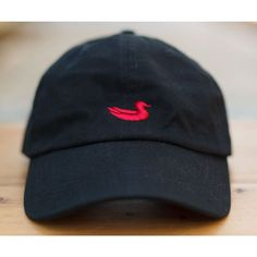 Southern Marsh Signature Hat - Black