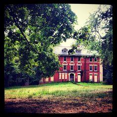 Greystone Park Psychiatric Hospital, Morris Plains, NJ #abandoned #ruins