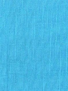 Jefferson Linen 21 Turquoise Linen Fabric - Bridal Fabric by the Yard