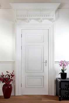 Shelbourne 3-Panel Primed Bespoke Solid Doors, White Doors, Primed Doors, Porch Doors, Timber Door, Will And Grace, Single Doors, Bespoke, Modern