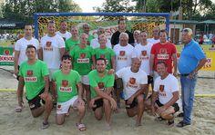 Moments of Beach Handball Championship 2014 in Hungary