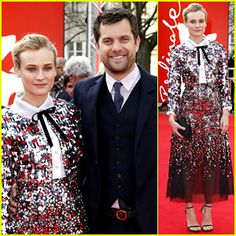 Diane Kruger and Joshua Jackson at the 2014 Met Ball | ... Met Ball 2014! | 2014 Met Ball, Diane Kruger, Joshua Jackson Photos