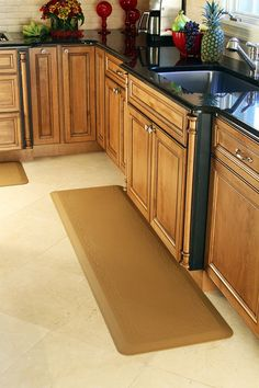 Designer Kitchen Anti Fatigue Mats