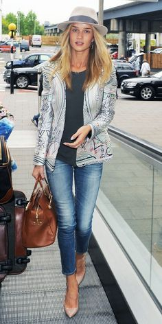 Image result for airport styling rosie huntington whiteley