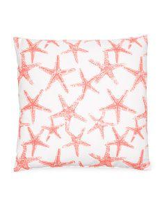 Starfish Decorative Pillow