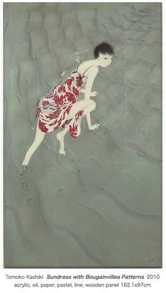 Tomoko Kashiki - a window on her work!!