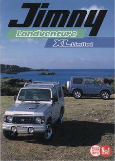 ジムニーJA22-2 LandVenture