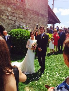 Anne novia Carmen Soto The Bride