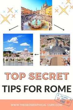 Travel Guides, Travel Tips, Best Of Rome, Museum Guide, Day Trips From Rome, Rome Travel, Ancient Ruins, Best Sites, Rome Italy