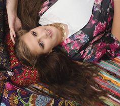 Loved shooting this boho beauty @courtneycookie44 this week at our latest teen model shoot!
