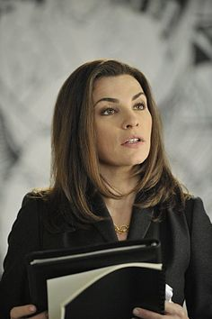 Julianna Margulies in The Good Wife,2010