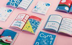 Carnet de Notes Alain Vonck in Colorful