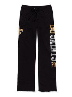 *New Orleans Saints Bling Boyfriend Pants* $58.50