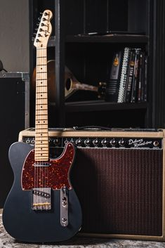Fender American Special Telecaster Charcoal Frost Limited Edition (CME Exclusive)