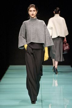 Anteprima Fall 2014 Ready-to-Wear Collection - ELLE.com