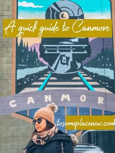 Canmore is a great alternative to staying in Banff. Amazing views of Canadian Rockies from anywhere in the town-site. This article features a quick guide to Canmore, Alberta Canada National Parks, Banff National Park, Canada Travel, Travel Usa, Canada Trip, Slow Travel, Family Travel, Montreal, Canada Destinations