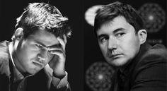 """carlsen-karjakin  - Começa amanhã a disputa mais """"jovem"""" pelo título mundial de xadrez"""