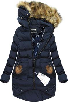 kurtka zimowa damska w801