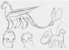 Got Dragons, Httyd Dragons, Creature Drawings, Animal Drawings, Art Drawings Sketches, Cute Drawings, Toothless Drawing, Dragon Sketch, Dragon Art