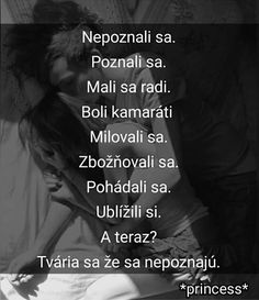Drsná realita...😭😭😭 Sad Love, English Quotes, Wallpaper Quotes, Quotations, Love Quotes, Self, Mood, Thoughts, Humor