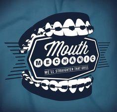 Dentaltown - Mouth Mechanic. We'll straighten that grill!