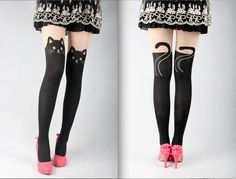 Kitty tights