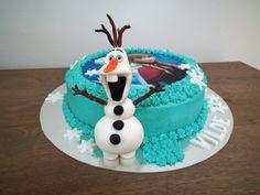 Bursdagskake med Frost-tema  {Bakemagi.no} Frost, Birthdays, Candy, Bar, Desserts, Ideas, Baking Soda, Anniversaries, Tailgate Desserts