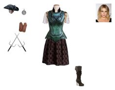 """""""Germany's Pirate!Daughter"""" by mercy-kyle on Polyvore featuring Bling Jewelry and Burberry"""