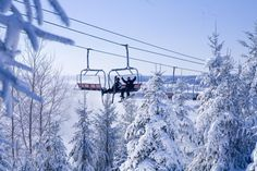 Looking for a family-friendly #winter weekend getaway filled with adventure and excitement? Plan a trip to #Illinois' #ski destinations during winter break.