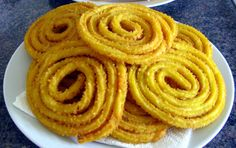 Farali chakri is fasting variant of famous Gujarati Snacks Chakri. Farali chakri tastes as delicious as wheat flour chakri.